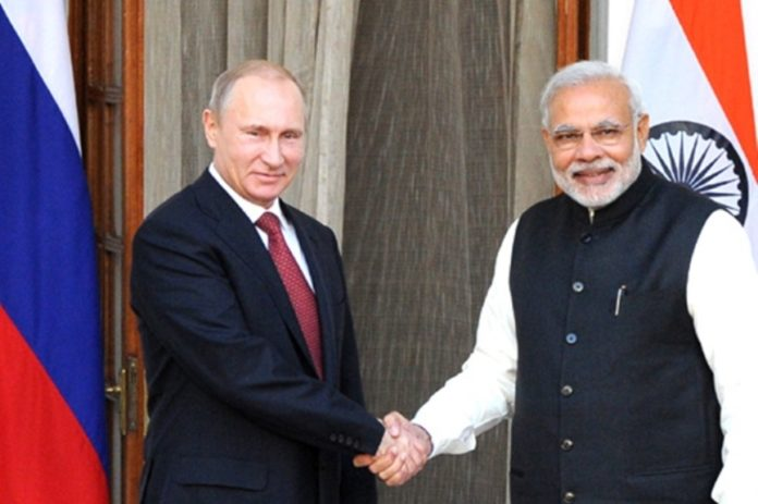 Russian President Vladimir Putin to arrive in Delhi on Thursday India-Russia to sign S-400 air Defence system deal