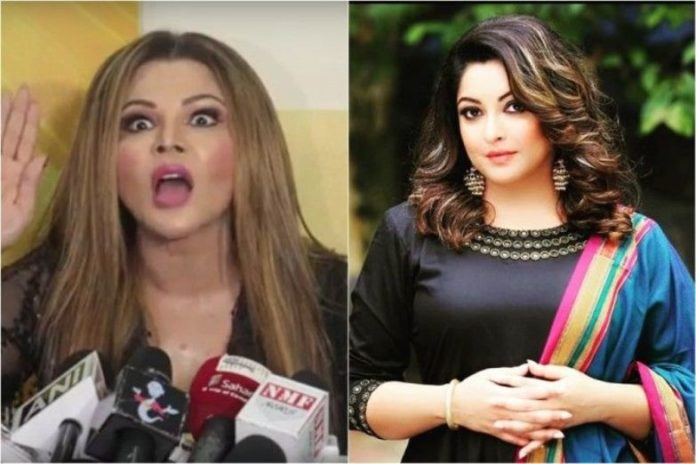 Tanushree Dutta slaps Rs 10 crore defamation suit against Rakhi Sawant after she calls her a liar
