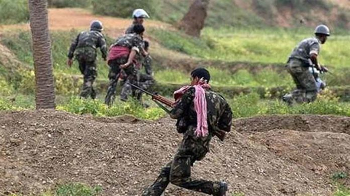 8 Naxals killed, 2 troopers martyred in Chhattisgarh's Sukma