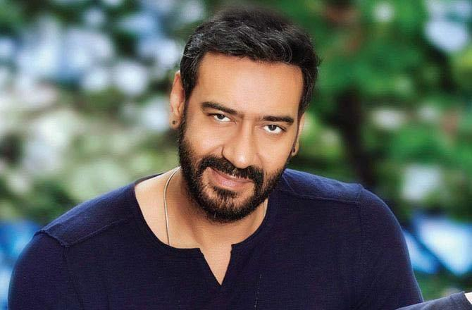 Ajay Devgn wins Best Foreign Actor award at film fest in China