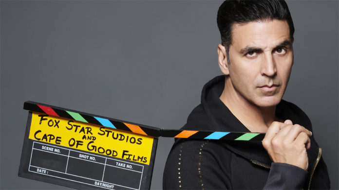 Akshay Kumar partners with Fox Studios for slate of 3 films, announces 'Mission Mangal'