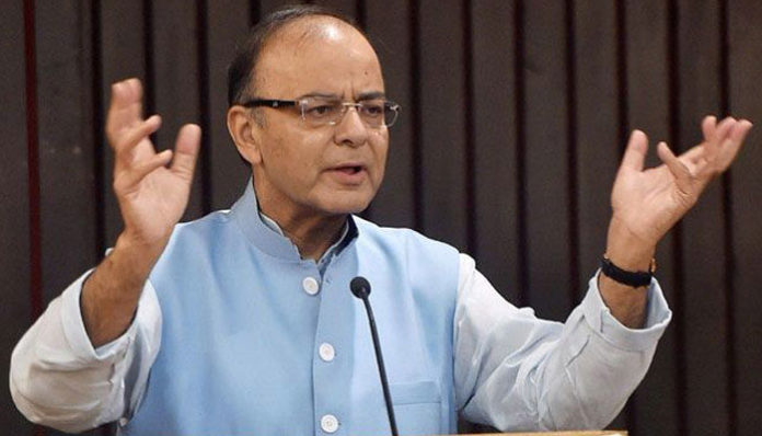 Arun Jaitley says Mastercard, Visa losing out to local players in India