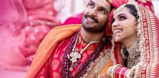 Deepika Padukone's viral pic from her wedding party in Mumbai shows she can pull off anything!