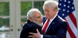Great respect for Modi, will talk to him soon Trump at White House Diwali celebrations