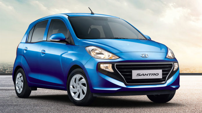 Hyundai all new Santro gets over 38,500 bookings in a month