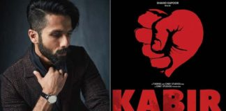 Kabir Singh Shahid Kapoor shaves off his beard, shares first look