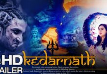 Kedarnath trailer