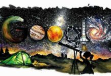 On Children's Day, Google inspires kids to explore space