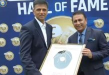 Rahul Dravid 5th Indian to be inducted into ICC Hall of Fame