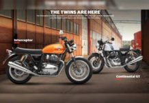 Royal Enfield launches Continental GT 650 Twin, Interceptor INT 650 Twin in India