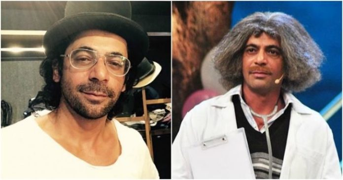 Sunil Grover all set to return to the small screen