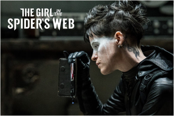 The Girl in the Spider's Web movie review A run-of-the-mill edgy thriller