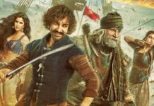 Thugs of Hindostan movie review Aamir Khan is fun, Amitabh Bachchan lifeless in B'wood's Pirates of the Caribbean