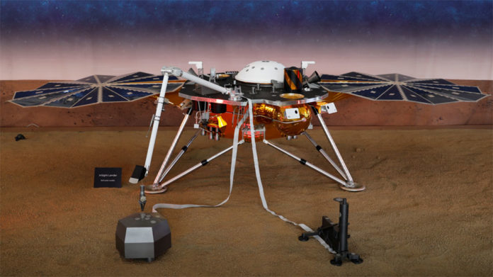 Why is Mars so different from Earth NASA`s InSight spacecraft to find out