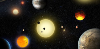 Astronomers discover over 100 new exoplanets