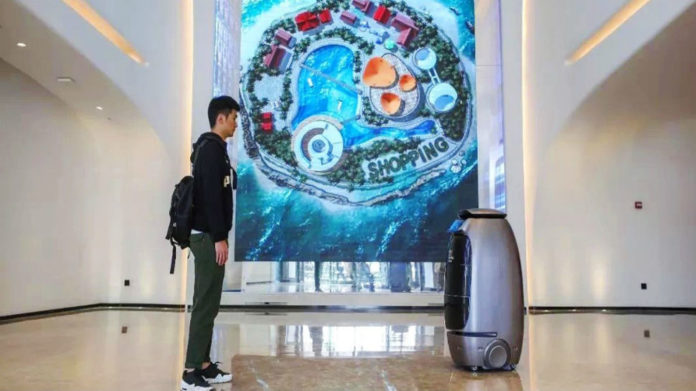 Face scans for check-in, robots as waiters Alibaba opens 'future hotel' in China