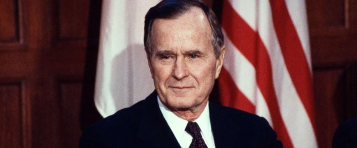 Former US President George Herbert Walker Bush dies at 94