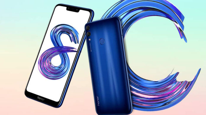 Honor 8C launched in India Price, availability and more