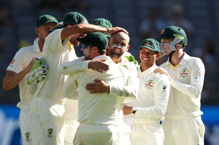 Perth Test Australia beat India by 146 runs, level series 1-1
