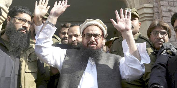 Terrorist Hafiz Saeed pens column in Pak newspaper, sparks debate