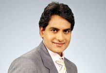 Zee News editor-in-chief Sudhir Chaudhary's Facebook live on Congress' 'Pakistan Zindabad' video goes viral