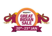 Amazon to kick off 3-day Great Indian Sale from January 20