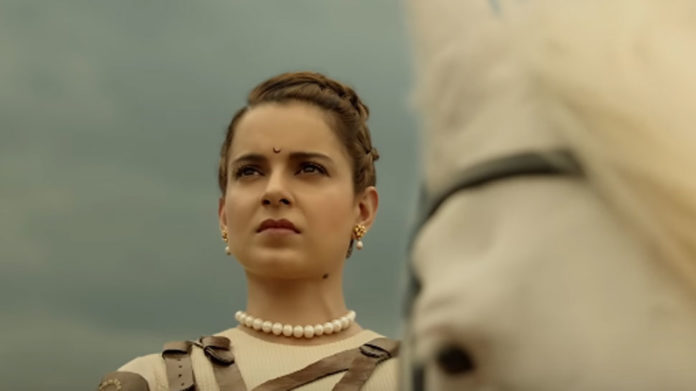 'Bharat' song from Kangana Ranaut's Manikarnika The Queen Of Jhansi shows rise of warrior princess - Watch