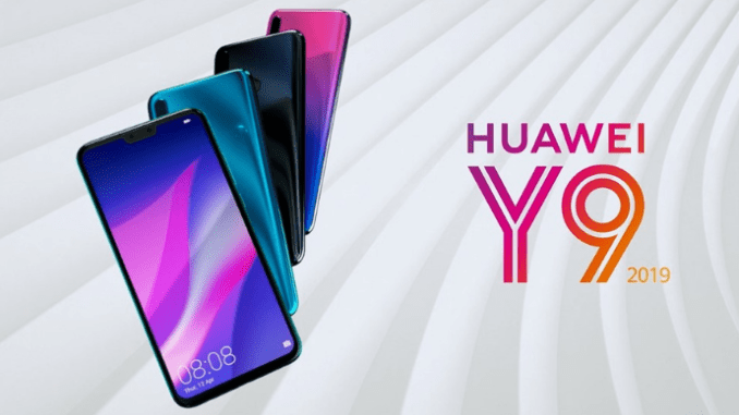 Huawei Y9 with quad-camera launched in India