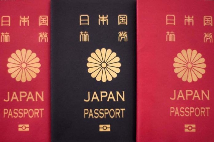 Japan tops list of most powerful passports