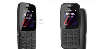 Nokia 106 launched in India for Rs 1,299