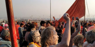 Over 2.25 crore devotees take holy dip as Kumbh Mela opens in Prayagraj