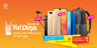 Realme Yo days sale Check offer, discounts and more