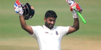 Rishabh Pant becomes first Indian wicket-keeper to score Test ton Down Under