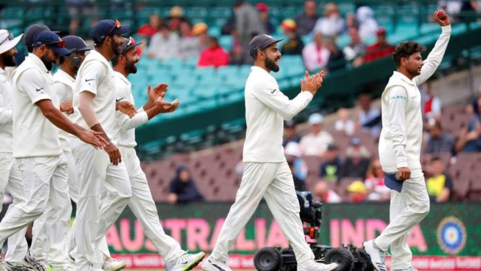 Sydney Test India on course for historic series win over Australia despite rain-hit Day 4