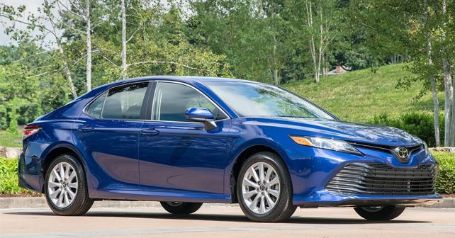 Toyota drives in new Camry Hybrid at Rs 36.95 lakh