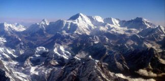 Climate change will melt vast parts of Himalayas Study