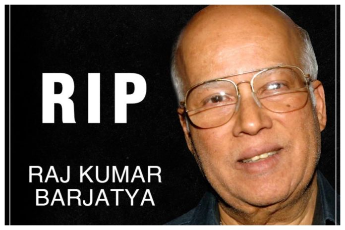 Film producer Raj Kumar Barjatya passes away