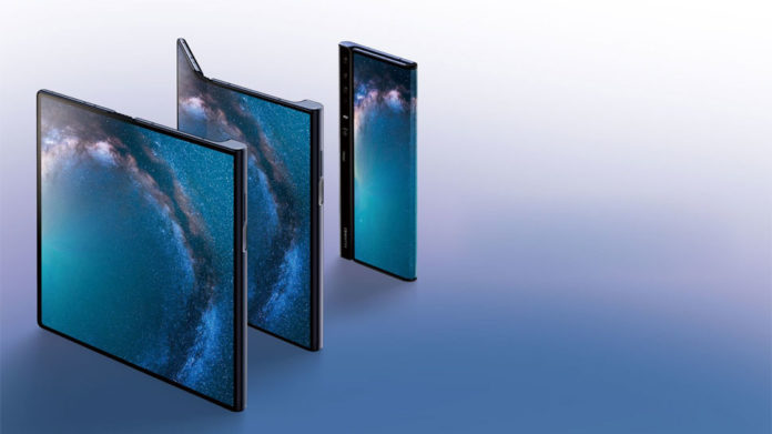 Huawei Mate X foldable smartphone launched India price, availability and more
