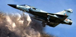 IAF jets intercept 3 Pakistan Air Force aircraft in Indian airspace force them to flee