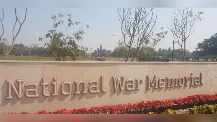 India to get its first national war memorial post Independence today A sneak peek into the 'world-class monument'