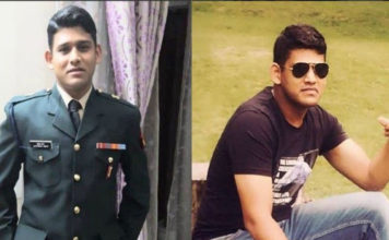 Mortal remains of Major Bisht arrives home, 19 days before marriage date