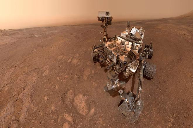 NASA's Curiosity rover clicks last selfie on Martian ridge