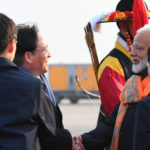 PM Narendra Modi arrives in South Korea, to receive Seoul Peace Prize