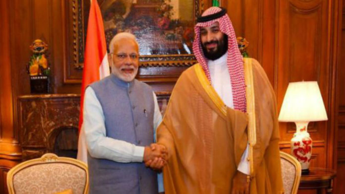 Pakistan's support to terror to be the focus as Saudi prince set to arrive in Delhi
