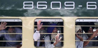 Post-Pulwama, Samjhauta arrives with less passengers from Pakistan
