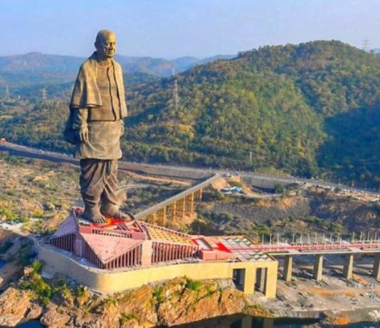 Railways to run special train to Statue of Unity from March 4