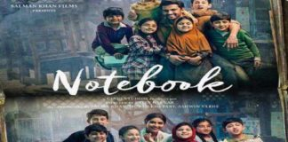 Salman Khan shares 'Notebook' new poster, trailer to release on this date