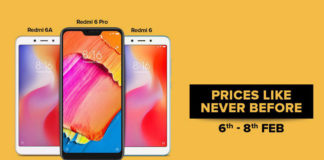 Xiaomi announces temporary price cut of upto Rs 2,500 on Redmi 6 series