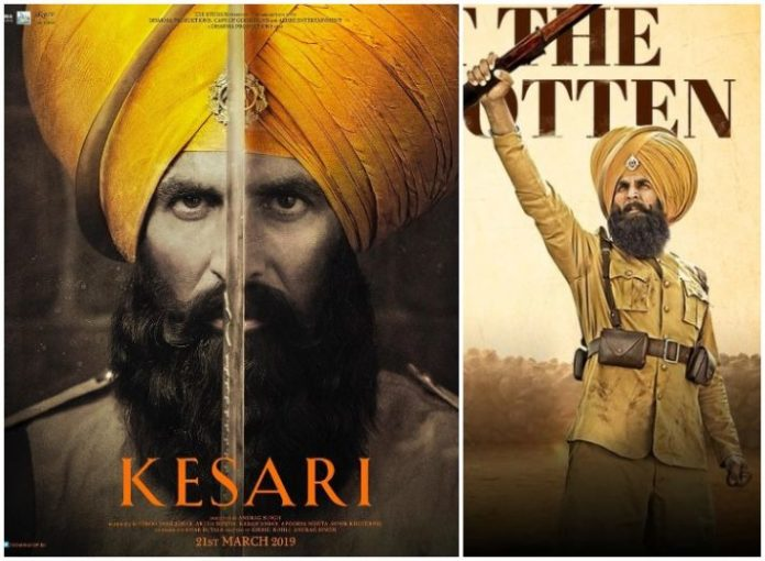 Akshay Kumar starrer Kesari sets Box Office on fire