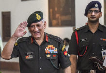 Army Chief Bipin Rawat to receive Param Vishisht Seva Medal
